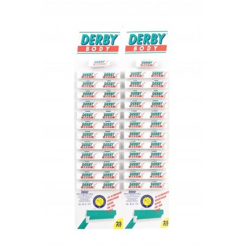 Derby Body Karton 48 pcs